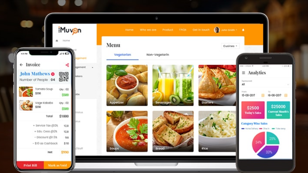 Make a Great Food Ordering App - Snare to These Inherent Features